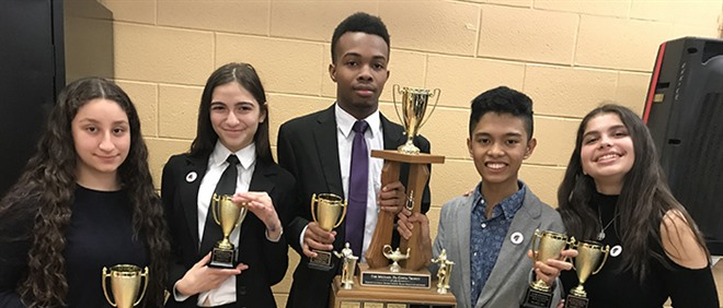 High School Debate Championships